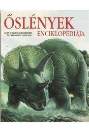 Őslények enciklopédiája - Régikönyvek