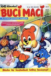 Buci Maci 1994. 12. sz. - Régikönyvek