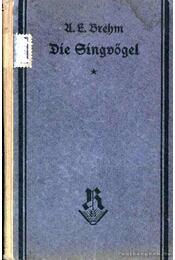 Die Singvögel - Régikönyvek