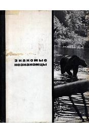 Ismerős ismeretlenek - fotóalbum (Знакомые незнакомцы - фотоальбом) - Régikönyvek