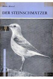 Der Steinschmatzer (A hantmadár) - Régikönyvek