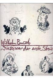 Dieses war der erste Streich - Régikönyvek
