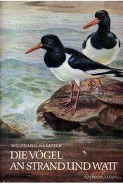 Die Vögel an Strand und Watt - Régikönyvek