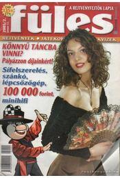 Füles 2005. évfolyam (hiányos) - Régikönyvek