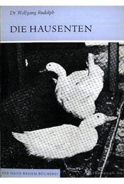Die Hausenten 1975. - Régikönyvek