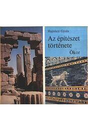 Az építészet története - Ókor - Régikönyvek