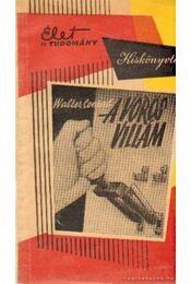 A vörös villám - Régikönyvek