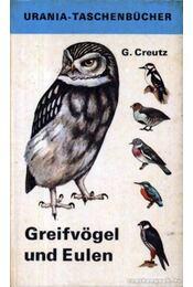 Greifvögel und Eulen - Régikönyvek
