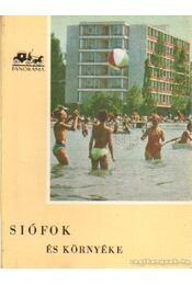Siófok és környéke - Régikönyvek