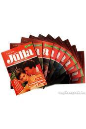 Júlia 21-30. füzet - Régikönyvek