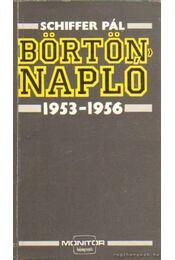 Börtönnapló 1953-1956 - Régikönyvek