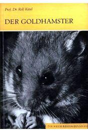 Der Goldhamster 1986 (Az aranyhörcsög 1986) - Régikönyvek