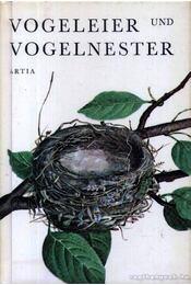 Vogeleier und Vogelnester - Régikönyvek