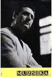 Muzsika 1964. évf. (teljes évfolyam) - Régikönyvek