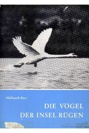 Die Vögel der Insel Rügen - Régikönyvek
