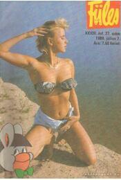 Füles 1989. évf. (hiányos) - Régikönyvek
