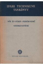 Női és férfi fehérnemű szerkesztése - Régikönyvek