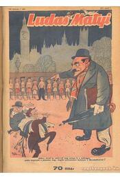 Ludas Matyi 1951. évfolyam (teljes) - Régikönyvek