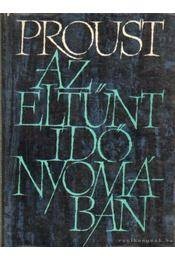 Az eltűnt idő nyomában II. kötet - Régikönyvek