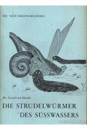 Die Strudelwürmer des Süsswassers - Régikönyvek