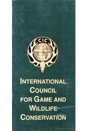 International Council for Game and Wildlife Conservation - Régikönyvek