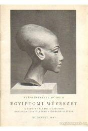Egyiptomi művészet - Régikönyvek