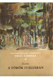 A török Itáliában - Régikönyvek