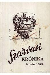 Szarvasi Krónika 14. szám 2000. - Régikönyvek