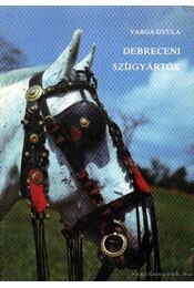 Debreceni szíjgyártók - Régikönyvek