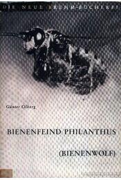 Bienenfeind Philanthus (Bienenwolf) - Régikönyvek