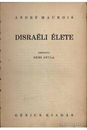 Disraeli élete - Régikönyvek