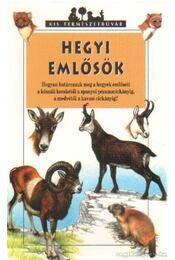 Hegyi emlősök - Régikönyvek