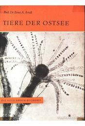 Tiere der Ostsee (A Déli-tenger állatai) - Régikönyvek