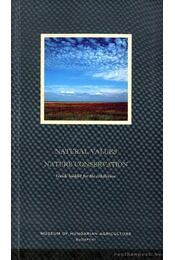 Natural Values - Natural Conservation (Természeti értékek - Természetvédelem) - Régikönyvek