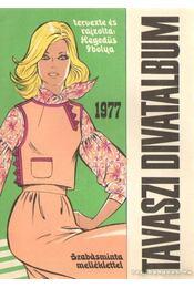 Tavaszi divatalbum 1977 - Régikönyvek