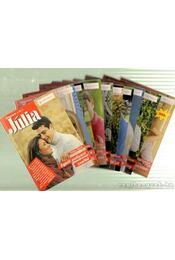 Júlia 291-300. füzet - Régikönyvek