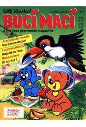 Buci Maci 1991.11. sz. - Régikönyvek