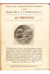 A Keresztény Egyház Története I-VIII. kötet (borítója hiányzik) - Régikönyvek