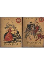 Ivanhoe I-II. kötet - Régikönyvek