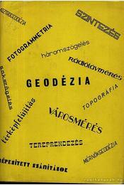 Tájékoztató a Budapesti Geodéziai és Térképészeti Vállalat kutató és műszaki fejlesztési munkálatairól - Régikönyvek