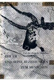 Der Ur und seine Beziehungen zum Menschen - Régikönyvek