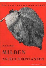 Milben an Kulturpflanzen - Régikönyvek
