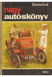 Nagy autóskönyv - Régikönyvek