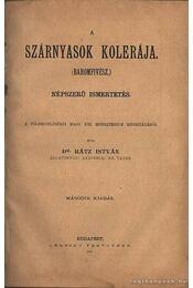 A szárnyasok kolerája - Régikönyvek