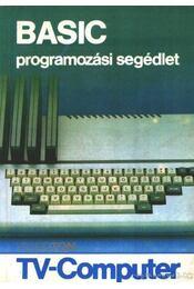 BASIC programozási segédlet - Régikönyvek