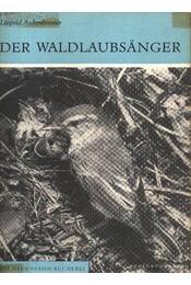 Der Waldlaubsanger - Régikönyvek