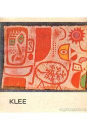 Klee - Perneczky Géza - Régikönyvek