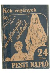 A megkergült család - Vautel, Clément - Régikönyvek