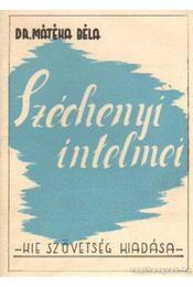 Széchenyi intelmei - Régikönyvek