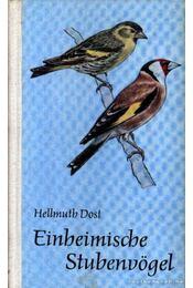 Einheimische Stubenvögel - Régikönyvek